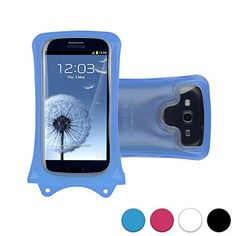 Dicapac Wp-c1 Universal Waterproof Case For Xolo Hive 8x-1000/lt900/omega 5.0/opus 3/opus Hd In Blue (double Velcro http://www.smartphonebug.com/accessories/11-best-xolo-hive-8x-1000-cases-and-covers/