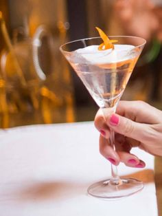 Spring Cocktail Recipes