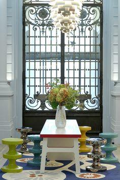 BNP Paribas in Paris, created by Paris-based architect Fabrice Ausset of Zoevox.
