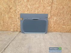 VW T5 California Side Door Table, Hidden Table, Camping Table #2