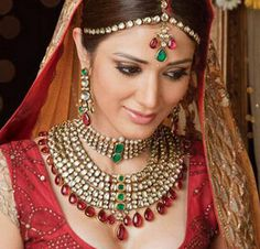 Complete your bridal look with elegant jewellery from leading brands and grab attention with your designer attire. Visit www.bestonlinematrimonial.com and shop from the leading jewellery collection and designer wedding collection.
