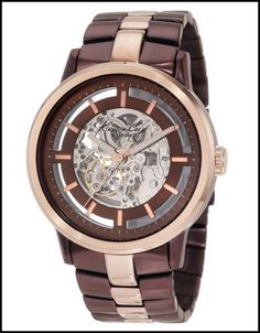 KENNETH COLE NEW YORK KC9031 AUTOMATIC MEN'S WATCH – REVIEW