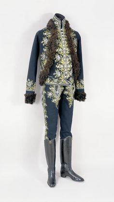 Suit, 1770-80 From the Museum of Applied Arts