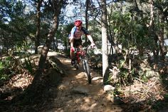 There are lots of trails for mountain biking in Flagler County.