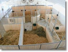 Picture consequence for pferde turnierboxen- Ashley Caldwell Horse Stables, Horse Farms, Horse Tack, Horse Shelter, Horse Barn Plans, Dream Barn, Breyer Horses, The Ranch, Farm Life