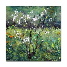 Original oil painting of cherry tree. Cherry oil on canvas, 8x 8 (20x 20cm), 2015 Signed front and back by Lia Aminov See more painting in my shop : https://www.etsy.com/shop/AMINOVART?refhdr_shop_menu - This painting will be shipped via priority mail, Vatican Post, UPS, DHL or FedEx depending on your location. Find more about shipping and refund in my policies: https://www.etsy.com/shop/AMINOVART/policy?refshopinfo_policies_leftnav If you have any question or request please contact me…
