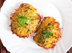 Röstis de pomme de terre au four WW,de délicieuse galettes de pommes de terre croustillante avec un cœur moelleux, très facile à réaliser et parfaites à servir en accompagnement.