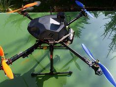 Un drone à base de Raspberry à faire soi même