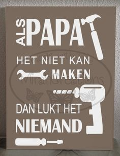 Fathers Day Quotes, Dad Quotes, Family Quotes, Funny Quotes, Cute Poses For Pictures, Dutch Quotes, Silhouette Cameo Projects, Feeling Sad, Happy Kids