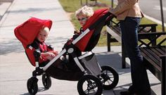 What should you look for to choose a stroller