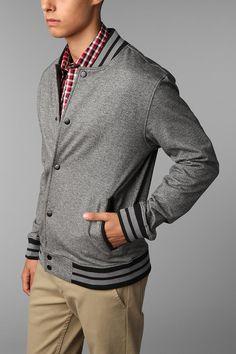 Charles & 1/2 Varsity Jacket