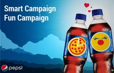 Killer campaign by Pepsi and worked out really well. #Campaign #Pepsi #PepsiMoji #SayItWithPepsi #Brand #Uthestory