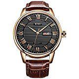#DailyDeal BUREI Mens Business Casual Wrist Watch     BUREI Mens Business Casual Wrist Watch Expires Apr 16, 2017     https://buttermintboutique.com/dailydeal-burei-mens-business-casual-wrist-watch/