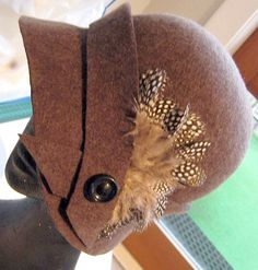 Free Cloche Hat Sewing Pattern | cloche hat | Flickr - Photo Sharing!