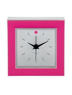 Cross Pointe Clock - kate spade new york