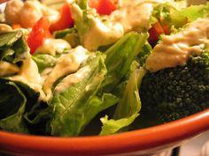 healthy dressing recipes