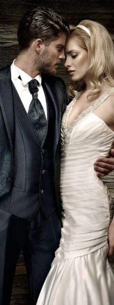 A Fine Romance ~ Dress impeccably for a memorable evening with someone special.