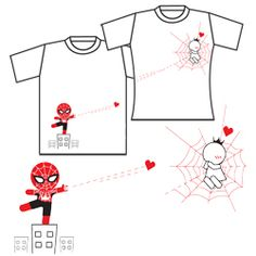 Captured By Your Love Couple T-Shirts