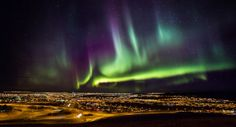Today, Iceland is Endless Night Land suggested by Ethan Hardy.