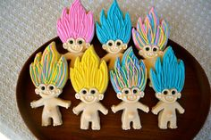 Troll cookies on Facebook by Aunty Cookie's Sweet Treats
