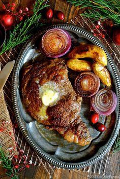Wagyu Beef Rib-Eye with White Truffle Butter Plus $500 Giveaway ciaochowbambina.com