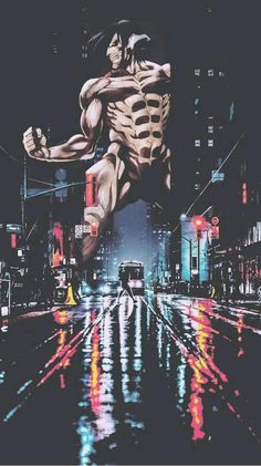 Anime City, Vaporwave Art, Haikyuu Karasuno, Attack On Titan Anime, Naruto Wallpaper, Animes Wallpapers, Fantasy Landscape, Anime Comics, Aesthetic Anime