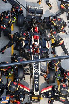 Formule 1 Grand Prix van Maleisië 2013 Foto's