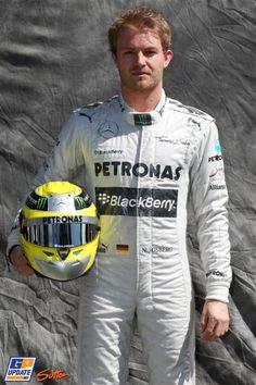 Nico Rosberg, Mercedes Grand Prix, 2013 Australian Formula 1 Grand Prix, Formula 1