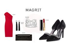 #Magrit Te ofrecemos dos looks especiales para una noche muy especial! Siéntete la reina de la noche con OLGA y MARY #Haney#Suzannekalan#SophieBuahi#Chanel