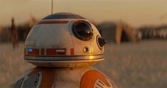 You're BB-8! Beeb boop bop. You're everyone's favorite – a cute, helpful droid who can roll around virtually every surface in the galaxy. Adorable, precocious and curious – that's you!