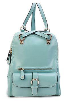 ROMWE   ROMWE Multi-purpose Light-blue Bag, The Latest Street Fashion