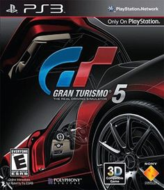 Title: Gran Turismo 5 (Sony Playstation UPC: 711719811428 Condition: Good - Pre-owned. Game Disc and Paper Sleeve Only. No Box, No Instruction Manuel. Item Tested and Works Well. Shipping: Or Play Stations, Ps3 Games, Playstation Games, Subaru Impreza, Gta 5, Forza Motorsport 3, Videogames, Arcade, Mundo Dos Games