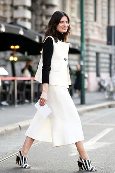 5 Reasons We're Still Falling For Culottes #refinery29  http://www.refinery29.com/culottes-outfit-ideas