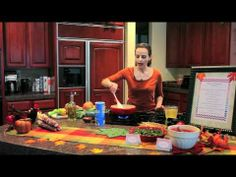 ▶ Toni's 12 Days of Thanksgiving with The Organized Cook- Make-Ahead Gravy Base - YouTube