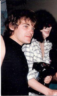 richie ramone & Joey