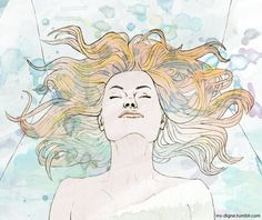 Amy, frozen, from ACROSS THE UNIVERSE: http://ms-digne.tumblr.com/post/93967274607/my-ya-illustrations-part-3-across-the