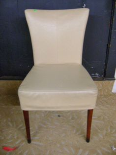 Awesome Bernhardt Waffle Back Wood Art Deco Arm Chair Set 2