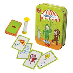 Juego de Mímica Board Game Design, Board Games, Kids, Ideas Para, Products, Games, Special Education, Girls Toys, Young Children