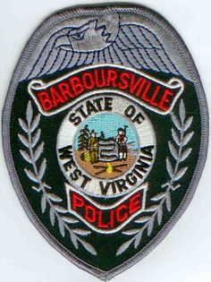 Barboursville WV PD Patch Law Enforcement Badges, Law Enforcement Officer, Law Enforcement Agencies, Military Police, Police Officer, Police Cars, Police Badges, West Virginia, Virginia City