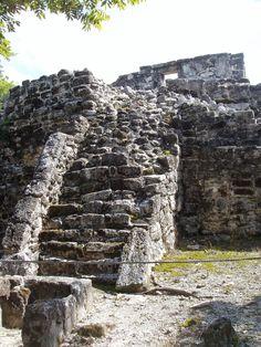 San Gervasio Ruin, Cozumel Mexico
