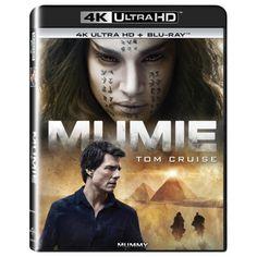 Blu-ray Mumie (2017), The Mummy (2017), UHD + BD, CZ dabing | Elpéčko - Predaj vinylových LP platní, hudobných CD a Blu-ray filmov Tom Cruise, Destroyer Of Worlds, Dolby Atmos, Videos, Tv Series, Movie Posters, Movies, Live, Products