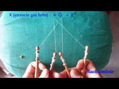 TOMBOLO - Il Ragnetto a Torchon - YouTube