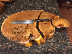 live edge choppiimg block wood slice tree slice centerpiece