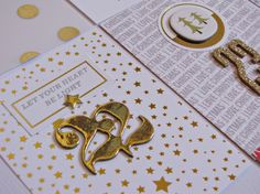 December Daily 2014 foundation pages by stampincrafts at @studio_calico