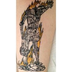 These literary tattoos are stunning.