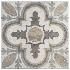 """Rona 13.13"""" x 13.13"""" Ceramic Field Tile"""