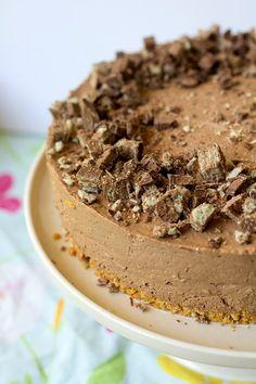 Fazerina kakku, suklaa -appelsiinkikakku