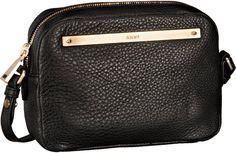 Joop Cloe Nature Grain Shoulder Bag Black - Abendtasche   Clutch