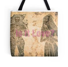 IS IT LOVE? Large Bags, Small Bags, Medium Bags, Cotton Tote Bags, Are You The One, Handbags, Prints, Stuff To Buy, Totes