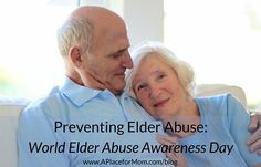 Senior mistreatment continues to be a widespread problem, but the good news is that we can take concrete action in preventing elder abuse.